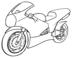 Тормозные колодки для мотоциклов